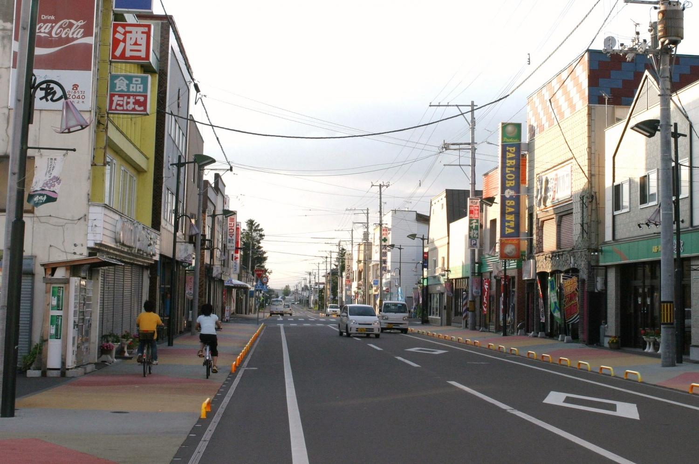 和寒町 - Wassamu, Hokkaido - JapaneseClass.jp