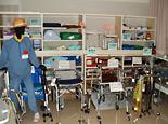 介護機器展示コーナー