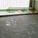 保養センター浴槽